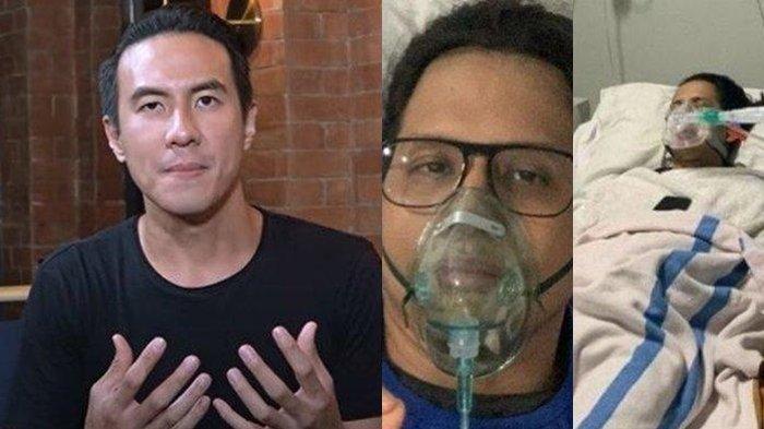 Daniel Mananta Kehilangan Sosok Raditya Oloan: Hati Saya Hancur!