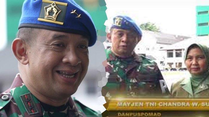 SOSOK Letjen TNI Chandra W Sukotjo, Salah Satu Jenderal yang Diperintah Usut Pengeroyokan Kopassus