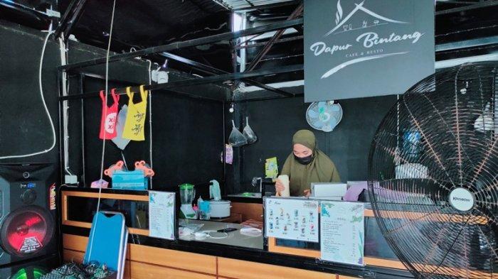 Dapur Bintang Cafe and Resto, Kafe Milenial Tempat Nongkrong Favorit di Bolmut