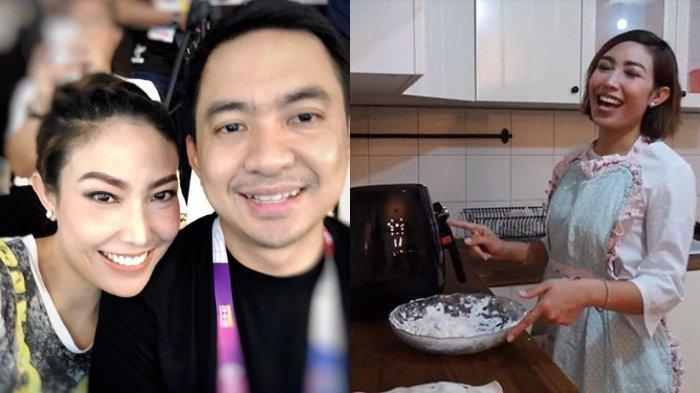 Begini Isi Dapur Rumah Suami Ayu Dewi, Bos Catering Asian Games 2018