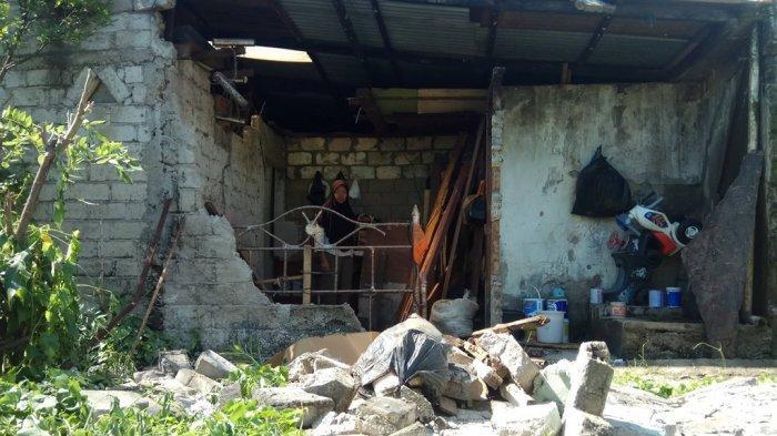 Begini Penjelasan Dosen Teknik Sipil Unsrat Mengenai Bangunan yang Rusak Akibat Gempa