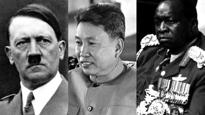 Termasuk Vlad Dracula, Berikut 10 Pemimpin yang Banyak Merenggut Nyawa Manusia Saat Memerintah