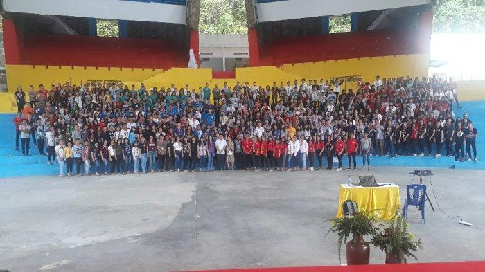 Dari Nadiem sampai Hakuna Matata, Begini Suasana PB X Pelajar Katolik SMA/SMK Negeri