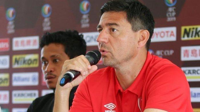 Dikalahkan Bhayangkara FC Di Leg I Piala Indonesia, Ini Kata Pelatih PSM Makassar