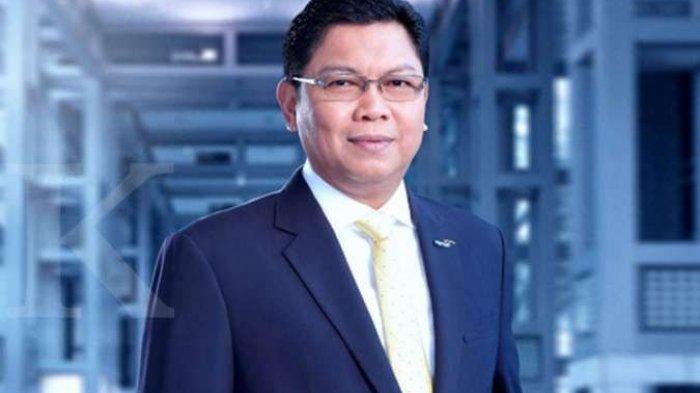 Sosok Darmawan Junaidi, Dirut Bank Mandiriyang Baru