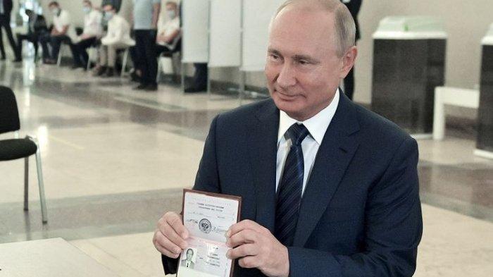 Vladimir Putin Tandatangani Perintah Eksekutif, Resmi Pimpin Rusia hingga 2036