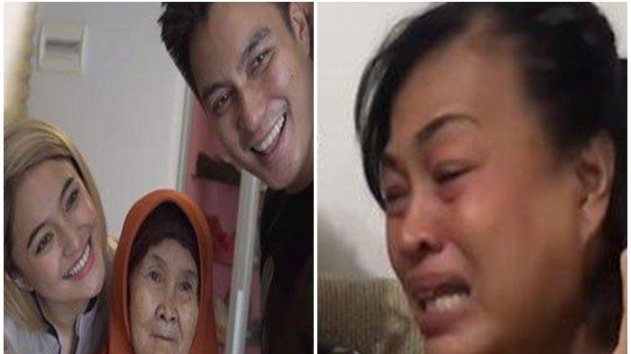 DATANG ke Rumah Marshanda, Baim Wong Sebut Balikan, Saat Ibu Paula Lihat Video Ia Langsung Nangis