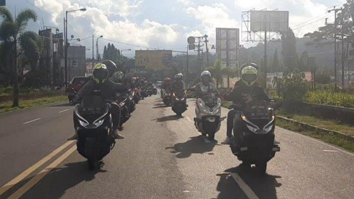 PCX City RideTouring Manado, Minahasa hingga Tomohon Sambil Menikmati Indahnya Alam