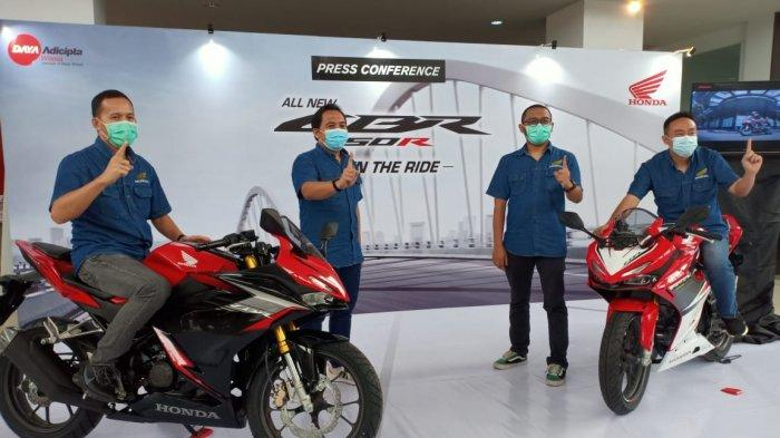 DAW Perkenalkan All New Honda CBR 150R dan Menggelar Virtual Exhibition