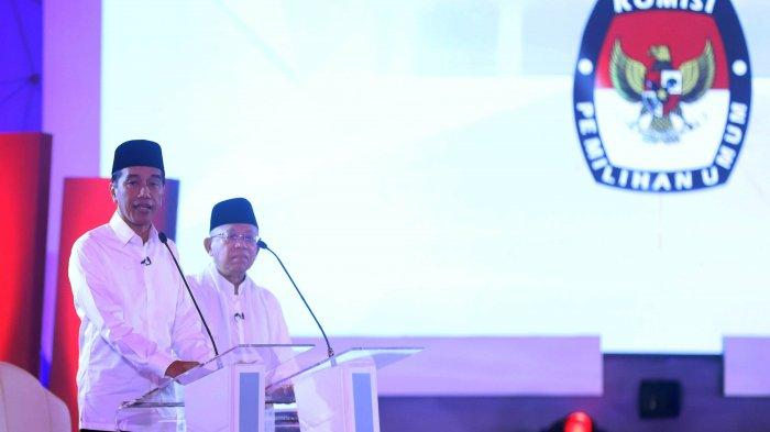 Jelang Putusan MK: Jokowi Pantau via YouTube, Ma'ruf Amin dari Rumah, Prabowo-Sandi?