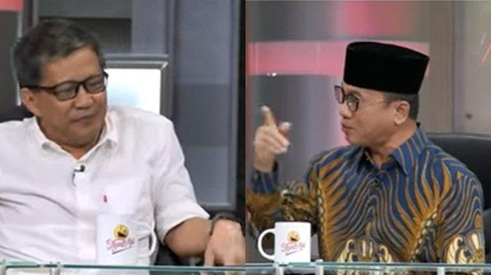 Di Mata Najwa, Rocky Gerung Debat Panas dengan DPR soal Dana Haji, YS: 'Menyesatkan Liar Bang Rocky'