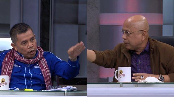 Di Mata Najwa, Darmizal dan Hinca Panjaitan Debat Panas Ribut Berebut Demokrat, Gatot Nurmantyo Join
