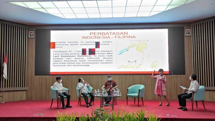 Dekan Hukum Unsra Dr Flora Kalalo, Beber Potensi Ancaman di Perbatasan Indonesia Filipina