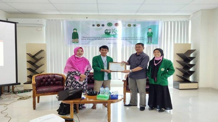 Dekan FTIK Tingkatkan Keterampilan Inovasi dan Digital Literacy, Sambut Indonesia Emas 2045