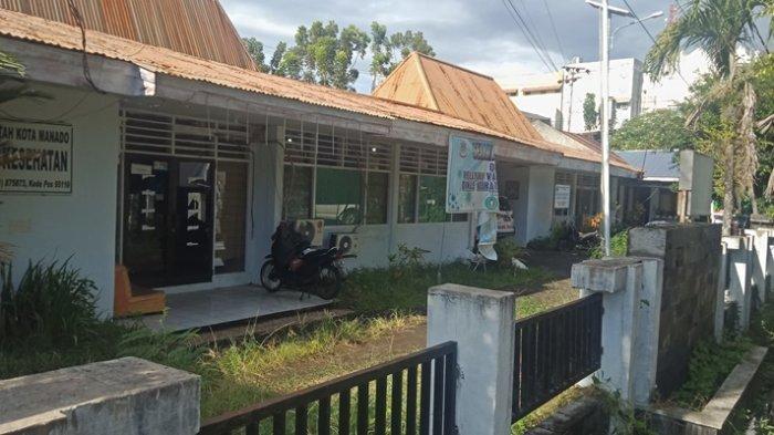 Delapan Pegawai Terpapar Covid 19, Kantor Dinkes Manado Ditutup Sementara