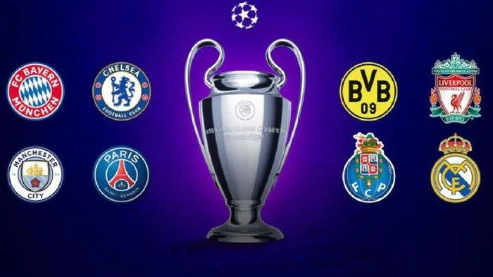 Jadwal Liga Champions Real Madrid vs Liverpool, 2 Tim Beraroma Laga Final Bertemu di Perempat Final