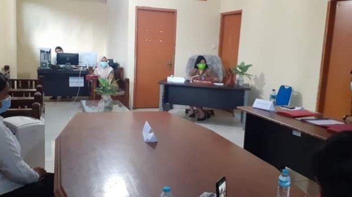 Sarjana, Milenial hingga Ibu Rumah Tangga Ramai Ramai Melamar THL di Minahasa Utara