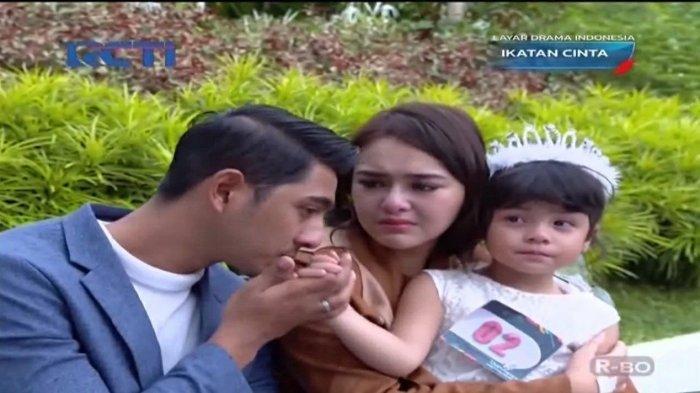 Ikatan Cinta 14 Februari 2021: Reyna Berhasil Ditemukan, Elsa Ingatkan Mateo Jangan Sampai Ketahuan