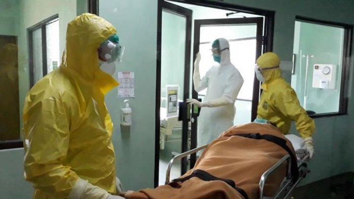 TanpaSadar Maling Ini MasukRuang Pasien Virus Corona, Terekam CCTV Curi 2 Ponsel, Kini Diisolasi