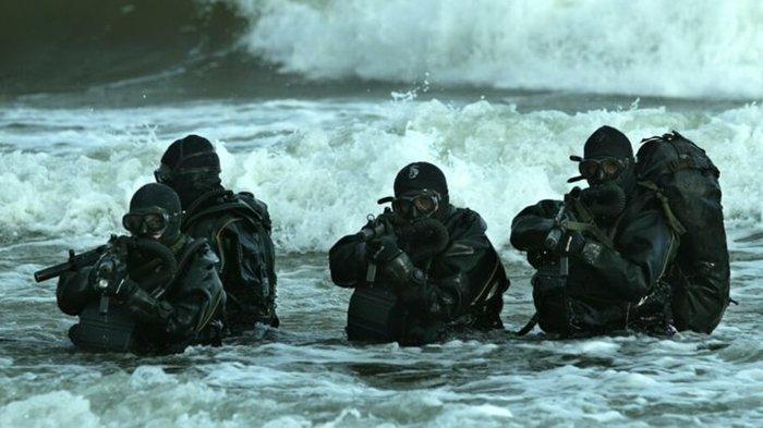Denjaka, pasukan TNI AL yang ditakuti