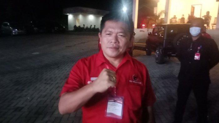 BREAKING NEWS: DPC PDI Perjuangan Minut Dukung Puan Capres 2024