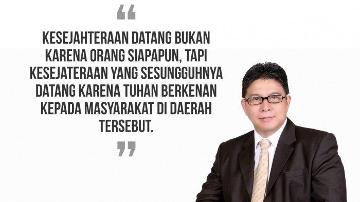 Denny Tewu: Tidak Perlu Mempolitisir Perbedaan Pandangan