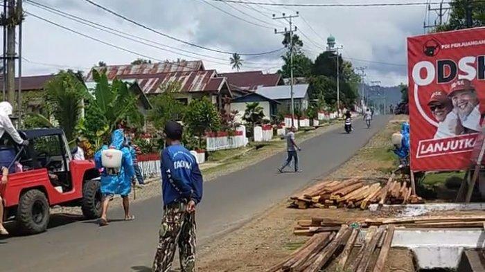 Seperti Ini 'Semi Lockdown' di Pedesaan Bolmong, yang Melawan Terancam Hukum Adat