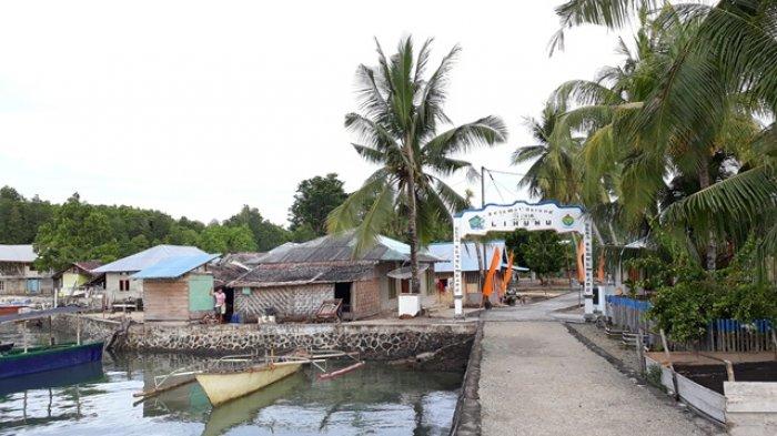 Dulu Desa Tambang kini Desa Lihunu Kini Jadi Desa Wisata, Pulau Bangka Likupang Sambut KEK