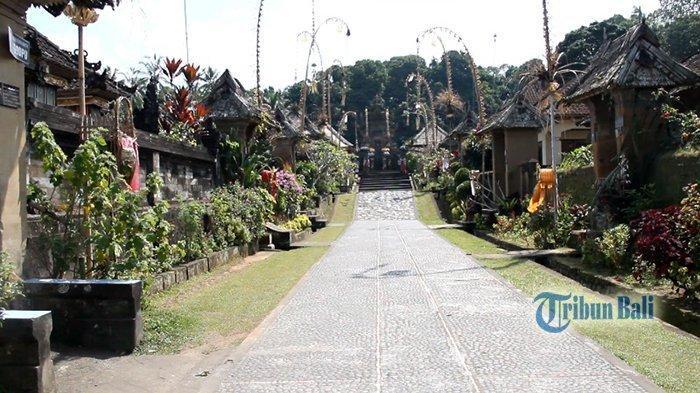 Desa Penglipuran, Provinsi Bali
