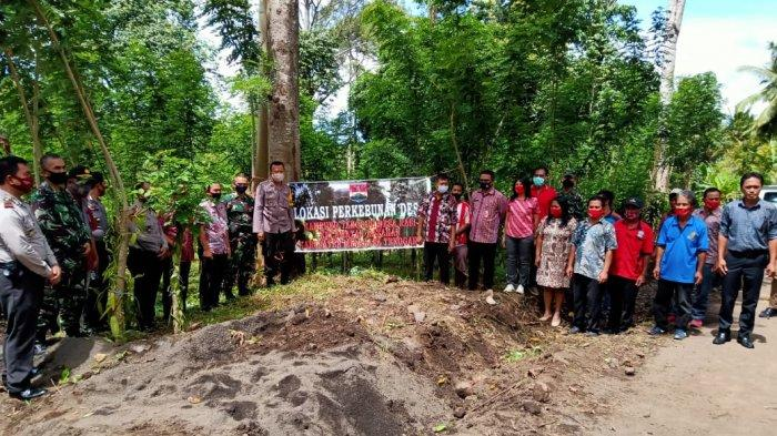 Desa Rasi Jadi Pilot Project Kampung Tangguh Mitra, Merangsang Ekonomi Masyarakat
