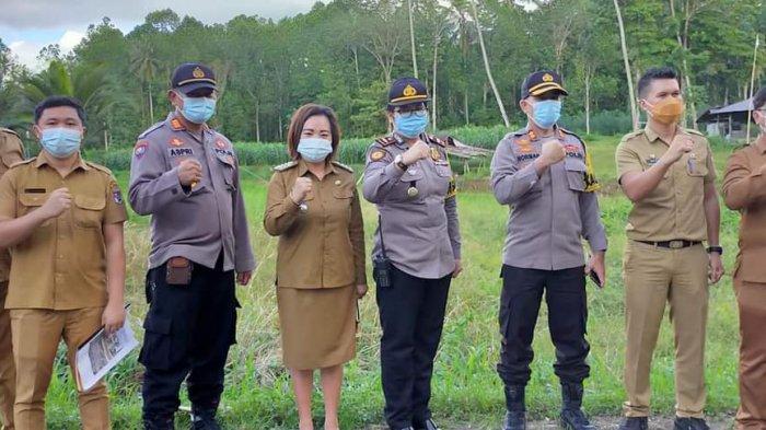 Desa Rumoong Atas Dua Diutus Jadi Kampung Tangguh Covid-19