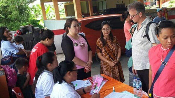 Watutumou III Dapat Perhatian Kementerian RI dan Organisasi Kesehatan Dunia