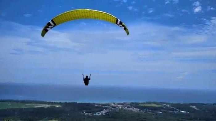 Wisata Paralayang di Bolsel Sudah Dibuka untuk Umum, Berikut Lokasi dan Daftar Harganya