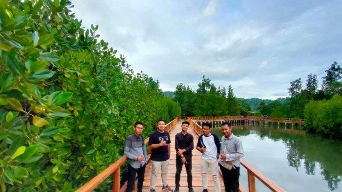 Destinasi Wisata Mangrove Jadi Andalan Disparbud Bolsel