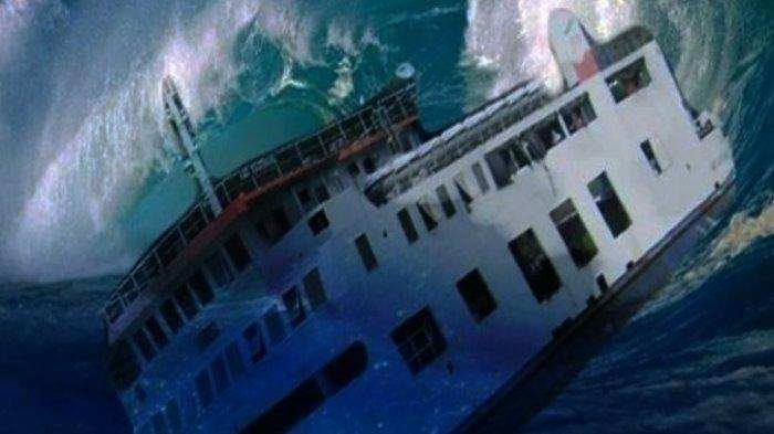 'Kapal Yunicee Oleng dan Tenggelam, Lima Menit Miring Disambar Ombak Tinggi'