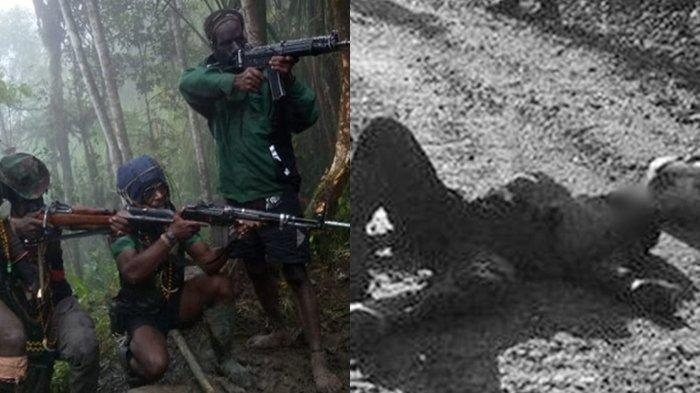 Kepala Suku dan 4 Warga Lainnya Tewas Ditembak, Diduga Pembantain Itu Dilakukan KKB Senat Soll