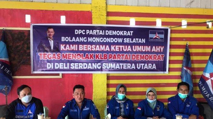 Ketua DPC Demokrat Bolsel Reza Nangka Apresiasi Pemerintah, Kubu Moeldoko Ditolak Kemenkumham
