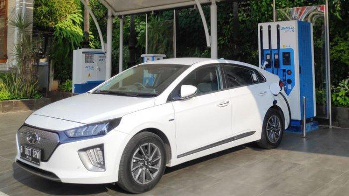 Spesifikasi Mobil Listrik yang Dipakai Erick Thohir saat Tempuh Rute Jakarta-Bali
