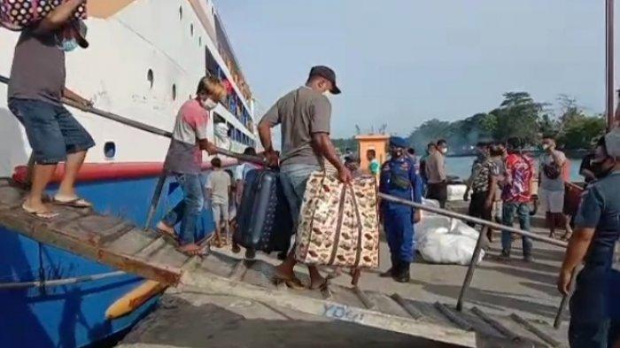 Transportasi Laut Antar Kepulauan Tetap Berjalan Lancar Meski Ada Larangan Mudik Lebaran 2021