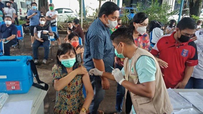 Vaksin Astra Zeneca Diminati, Warga Tak Keberatan Buat Surat Pernyataan