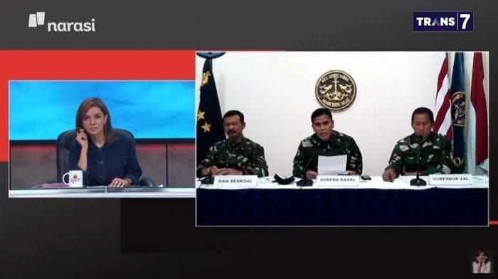 Di Mata Najwa Pengakuan TNI AL Alutsista yang Usia Tua Harus Diakali Agar Siap Beroperasi dan Tempur