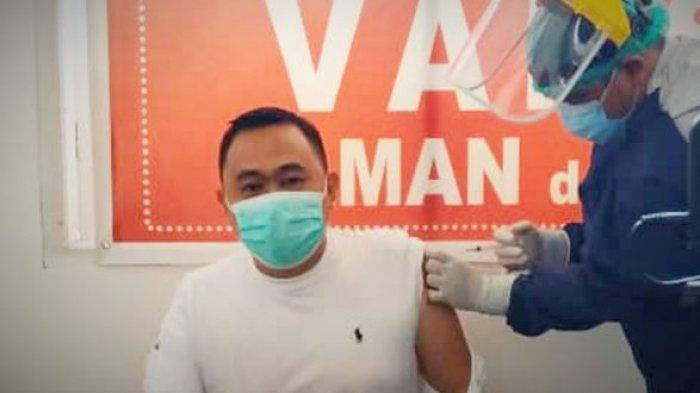200 Tenaga Kesehatan di Kotamobagu Bakal Terima Vaksin Tahap Pertama