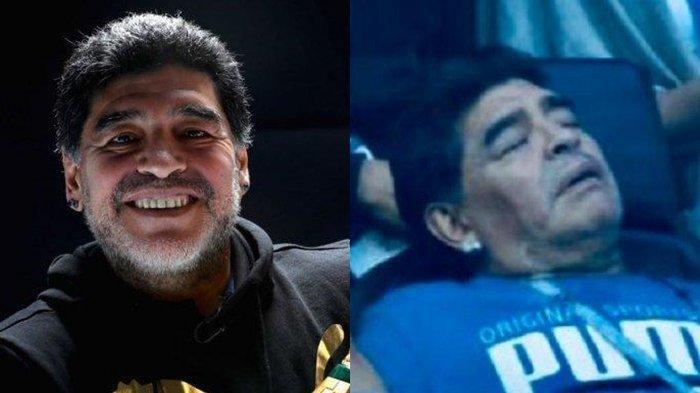 Masih Ingat Legenda Diego Maradona? Penyebab Kematiannya Mulai Terungkap, Tim Kesehatan Sembrono?