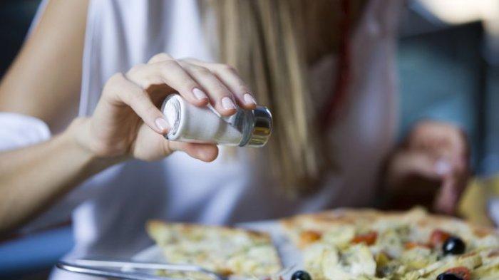 Diet rendah garam (ilustrasi)