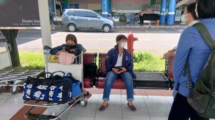 Penerbangan Garuda Bawa 106 Penumpang dari Manado ke Jakarta, Jeany: Dokumen Saya Lengkap