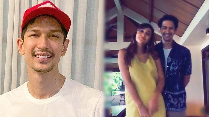 Video Luna Maya dan Dimas Beck saat Joget Bareng Beredar, Benarkah Keduanya Pacaran?