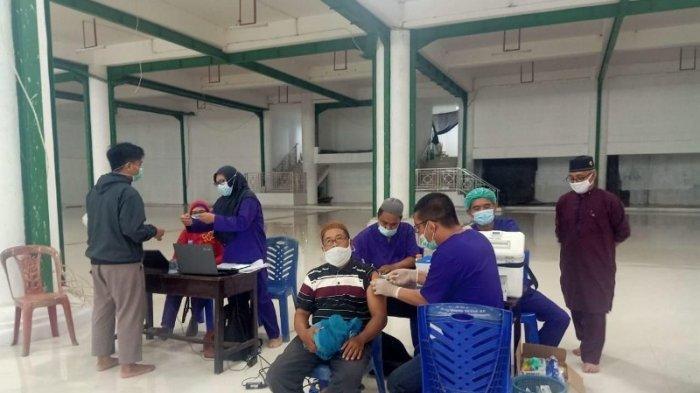 Dinkes Kotamobagu Kebut Vaksinasi, Tahap II Capai 1.994 Orang