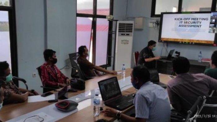 29 Maret BSSN Akan Lakukan Pengujian Aplikasi e-Dokumen Pemkab Bolmong