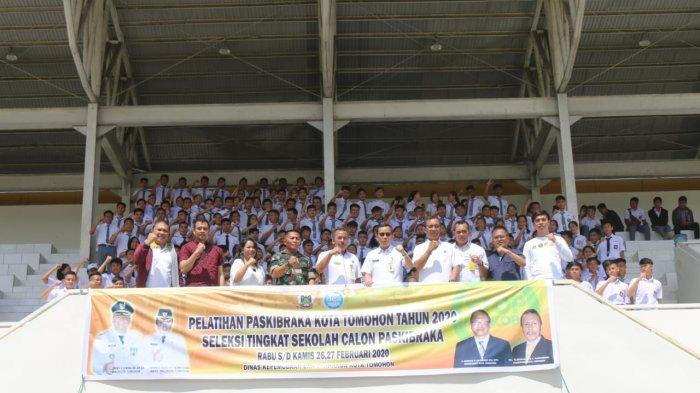 Dinas Olahraga Gelar Pelatihan Paskibraka, Bakal Rekrut 60 Siswa dan Disaring