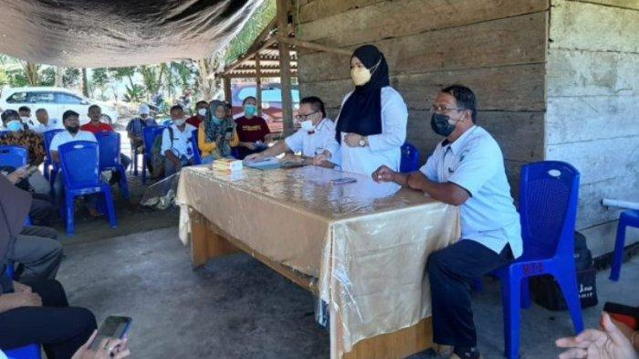 Tingkatkan Hasil Panen, Dinas Pertanian Bolmong Berbagi Pengalaman Dengan Petani di Langagon